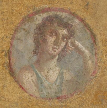Pompei, fresco