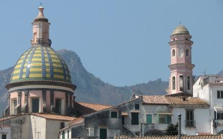 Chiesa di San Giovanni Battista, Vietri 2007
