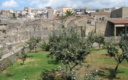 Herculaneum, the old and the new